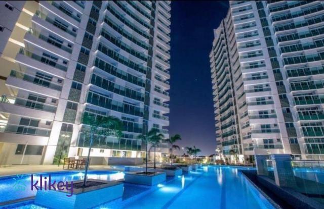 Apartamento à venda com 3 dormitórios em Engenheiro luciano cavalcante, Fortaleza cod:7418 - Foto 2