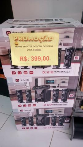 Home Theater 5.1 Dotcell Dc-2130 Bluetooth - Fm - Foto 2