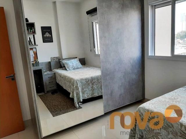 Apartamento à venda com 3 dormitórios em Setor bueno, Goiânia cod:NOV235705 - Foto 8