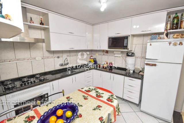 Casa à venda com 2 dormitórios em Sitio cercado, Curitiba cod:785 - Foto 11
