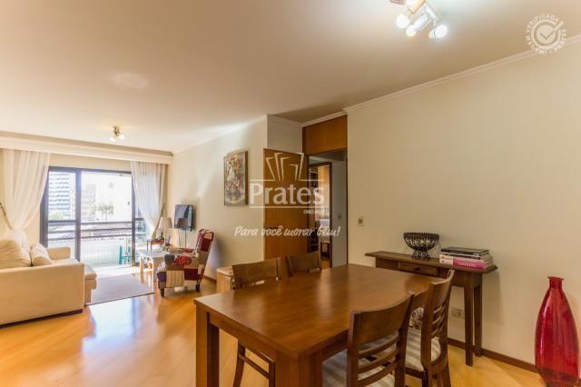 Apartamento à venda com 3 dormitórios em Bigorrilho, Curitiba cod:6800