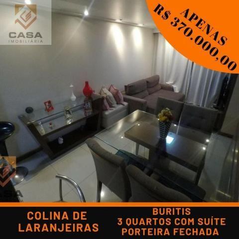 RCM - Buritis 3 Q com suite Porteira Fechada
