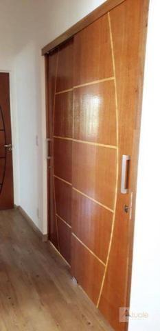 Apartamento com 3 dormitórios para alugar, 65 m² - parque euclides miranda - sumaré/sp - Foto 5
