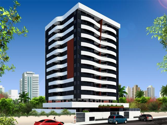 Vendo apartamento no Edificio Atlantico