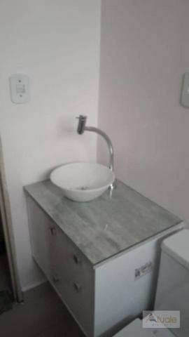 Apartamento com 3 dormitórios para alugar, 65 m² - parque euclides miranda - sumaré/sp - Foto 18