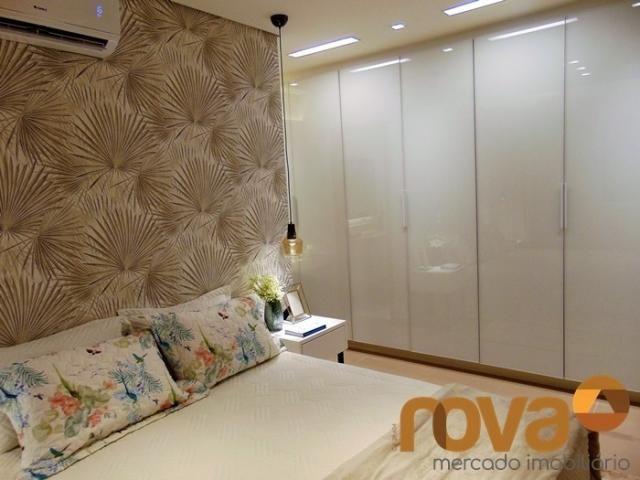 Apartamento à venda com 3 dormitórios em Setor bueno, Goiânia cod:NOV235464 - Foto 14