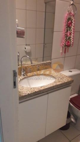 Apartamento à venda com 2 dormitórios em Jardim atlântico, Goiânia cod:NOV235435 - Foto 10