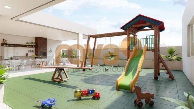 Apartamento à venda com 2 dormitórios em Setor negrão de lima, Goiânia cod:NOV235693 - Foto 10