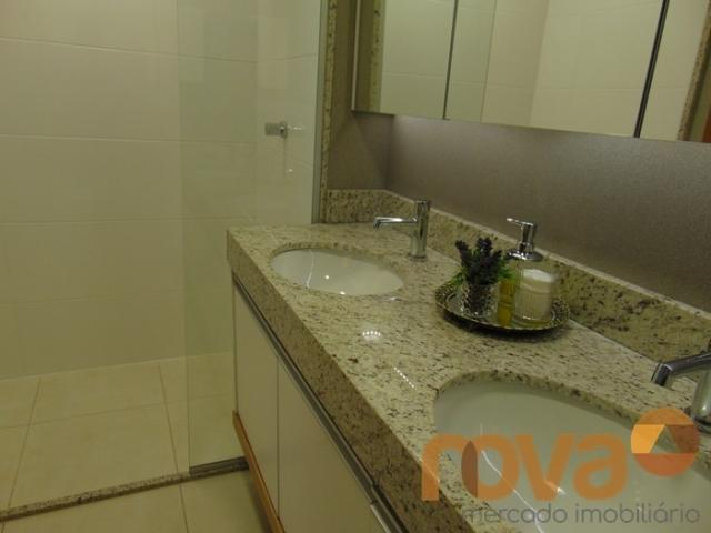 Apartamento à venda com 3 dormitórios em Residencial eldorado, Goiânia cod:NOV235562 - Foto 17