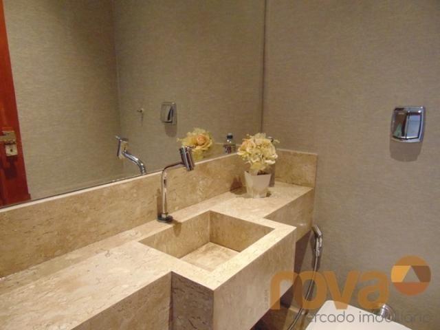 Apartamento à venda com 4 dormitórios em Setor oeste, Goiânia cod:NOV235578 - Foto 5
