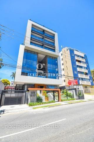 Apartamento à venda com 1 dormitórios em São francisco, Curitiba cod:864
