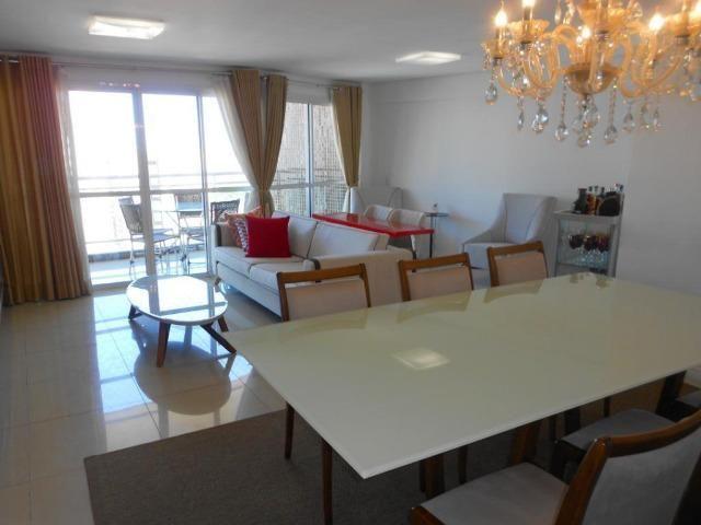 Apartamento com 3 suítes e lazer completo no Ed. Vintage Aldeota. AP0590 - Foto 5