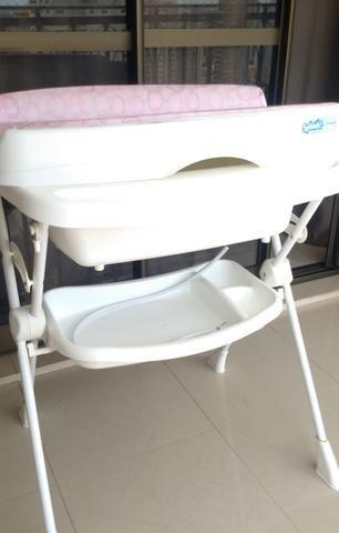 Banheira de bebê Burigotto Splash - Foto 3