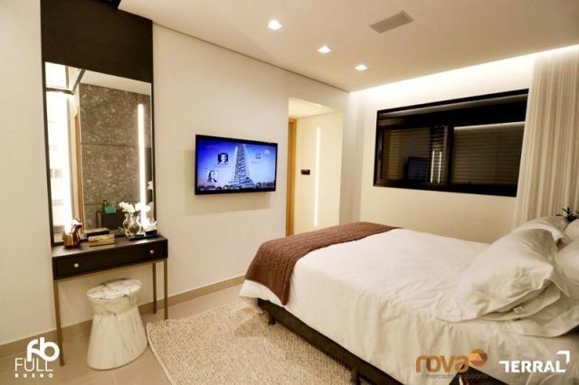 Apartamento à venda com 3 dormitórios em Setor bueno, Goiânia cod:NOV235717 - Foto 15
