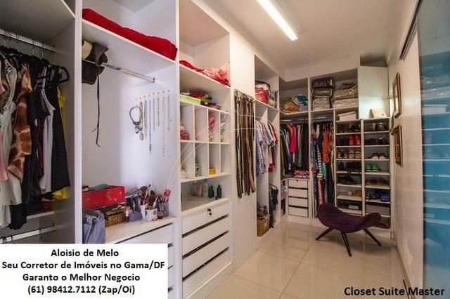 Aloisio Melo Vde: Q. 01 S/Leste! Sobrado, 2 Casas c/3 Quartos, Aceita Financ./FGTS - Foto 18
