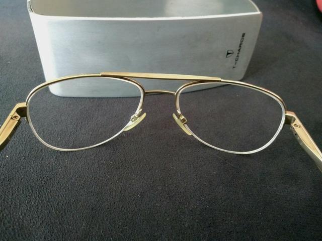 Óculos de grau T-CHARGE T1013 - Dourado - Bijouterias, relógios e ... 9a5bb13db9