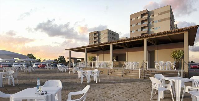 Vila do Frio Condomínio club 3 qrts 1 suite 64m, com piscina e Varanda e Suite (Promoção) - Foto 3
