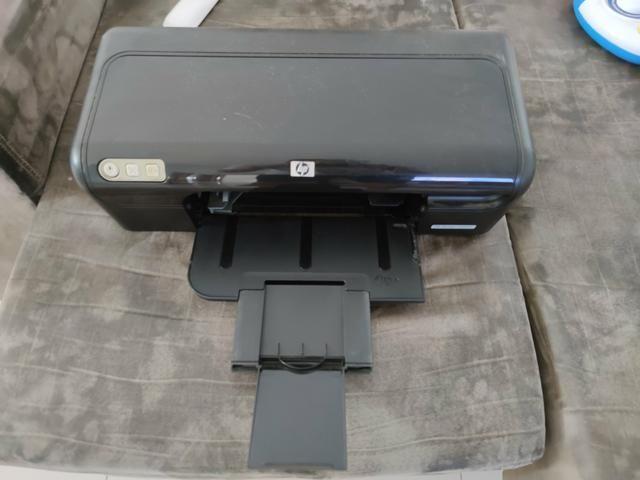 Impressora HP Deskjet D2360 - Foto 4