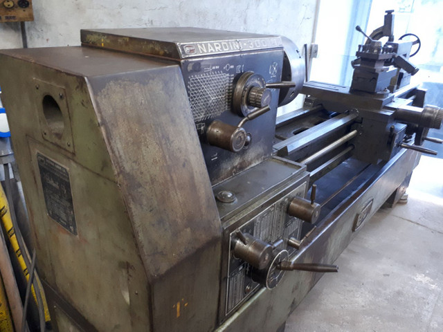 Torno mecânico Nardine 300iii  - Foto 4