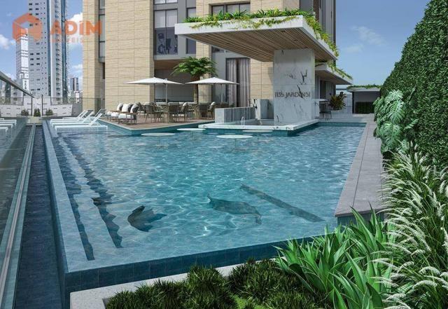 Apartamento á venda no 135 Jardins em Balneário Camboriú, com 04 suítes, amplo living e ch - Foto 20