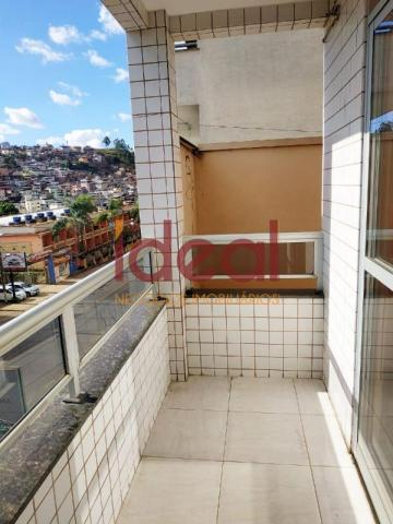 Apartamento para aluguel, 2 quartos, 1 suíte, 1 vaga, Santo Antônio - Viçosa/MG - Foto 10