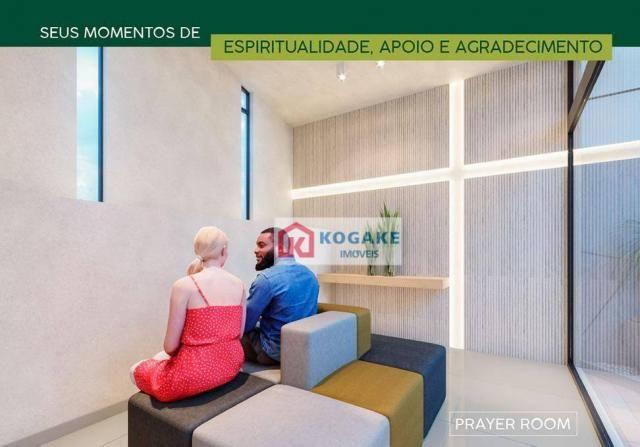 Apartamento com 2 dormitórios à venda, 65 m² por R$ 331.980 - Parque Industrial - São José - Foto 15