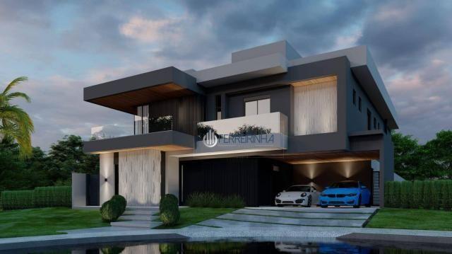 Casa com 4 dormitórios à venda, 450 m² por R$ 2.067.000,00 - Urbanova - São José dos Campo - Foto 4