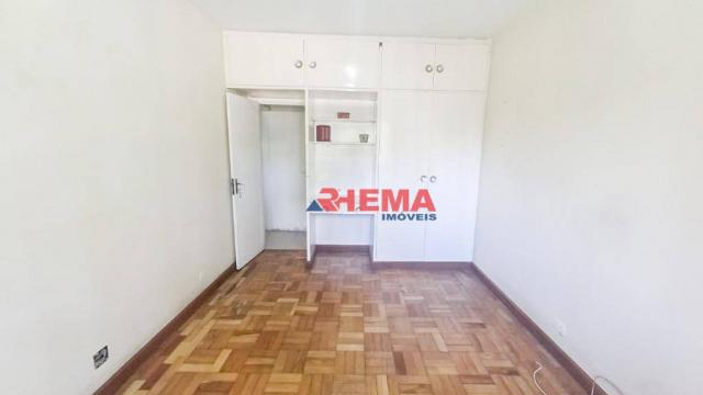 Apartamento com 3 dormitórios à venda, 146 m² por R$ 629.000,00 - Aparecida - Santos/SP - Foto 8
