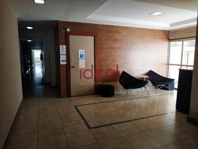 Apartamento para aluguel, 1 quarto, 1 vaga, Centro - Viçosa/MG - Foto 2
