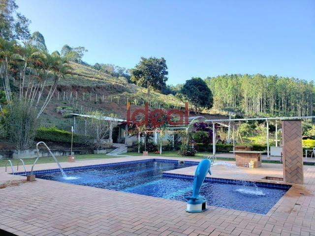 Sítio à venda, 8 quartos, 5 vagas, Zona rural - Viçosa/MG - Foto 7