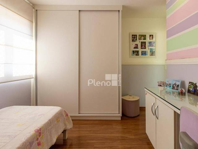 Apartamento com 3 dormitórios à venda, 129 m² por R$ 1.250.000 - Parque Prado - Campinas/S - Foto 20