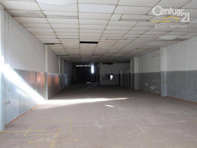 Barracão para alugar, 613 m² - Jardim Novo Sabará - Londrina/PR - Foto 3