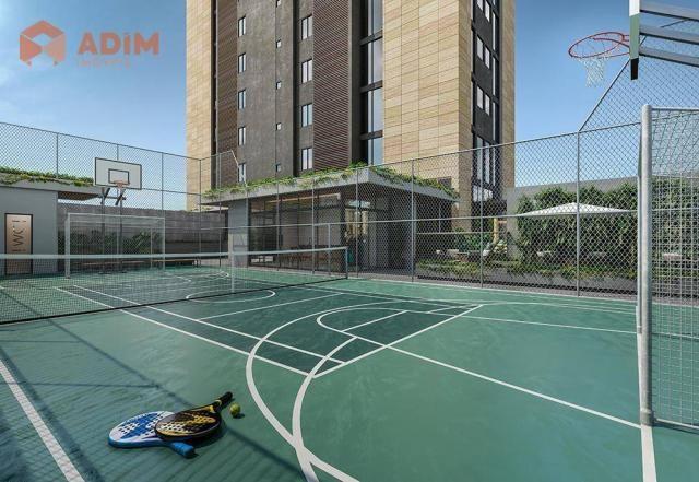 Apartamento á venda no 135 Jardins em Balneário Camboriú, com 04 suítes, amplo living e ch - Foto 16