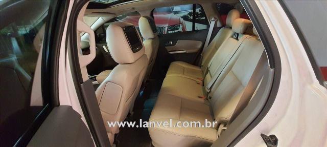 EDGE 2014/2014 3.5 LIMITED VISTAROOF AWD V6 24V GASOLINA 4P AUTOMÁTICO - Foto 9
