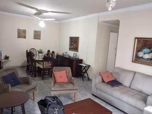 Apartamento à venda com 2 dormitórios em Gonzaga, Santos cod:1112 - Foto 2