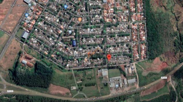 Casa com 2 dormitórios à venda, 91 m² por R$ 128.448,91 - Conjunto Ovidio Franzoni - Ciano - Foto 6