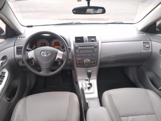TOYOTA Corolla 2.0 16V 4P XEI FLEX AUTOMÁTICO - Foto 10