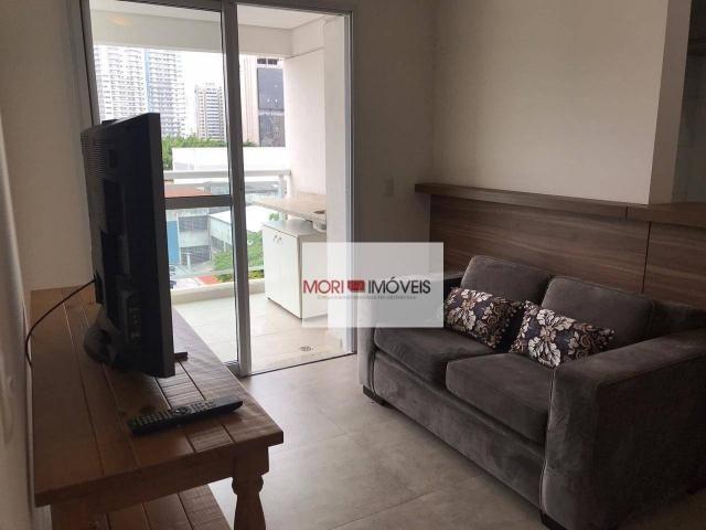 Apartamento para alugar, 62 m² por R$ 3.100,00/mês - Barra Funda - São Paulo/SP - Foto 13