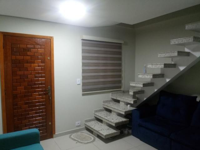 Sobrado à venda, 2 quartos, 5 vagas, Jardim Santa Clara - Guarulhos/SP - Foto 9