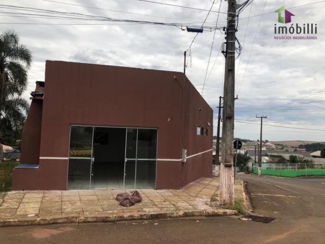 Sala Comercial térrea de esquina em Mangueirinha PR - Foto 8