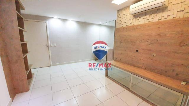 Apartamento com 3 dormitórios para alugar, 72 m² por R$ 1.595,94/ano - Neópolis - Natal/RN - Foto 4