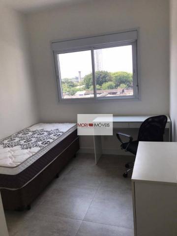 Apartamento para alugar, 62 m² por R$ 3.100,00/mês - Barra Funda - São Paulo/SP - Foto 12