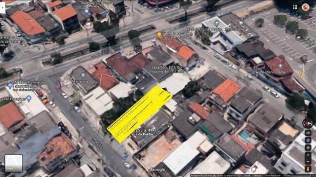 Terreno à venda em Vila da penha, Rio de janeiro cod:1302 - Foto 6