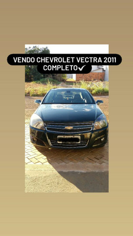 Chevrolet vectra collection