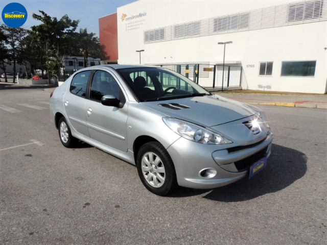207 1.4 Passion Xrs Ano 2009 *Completo