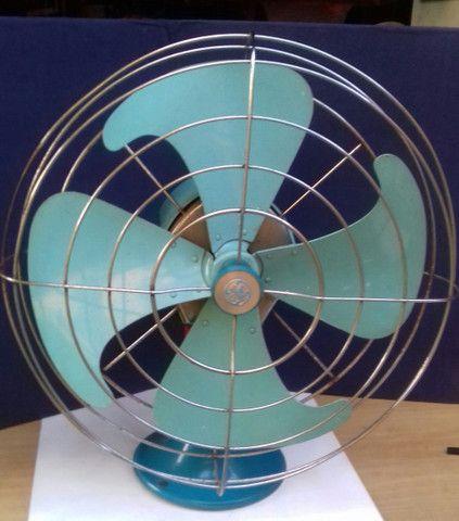Ventilador GE Azul - Foto 2