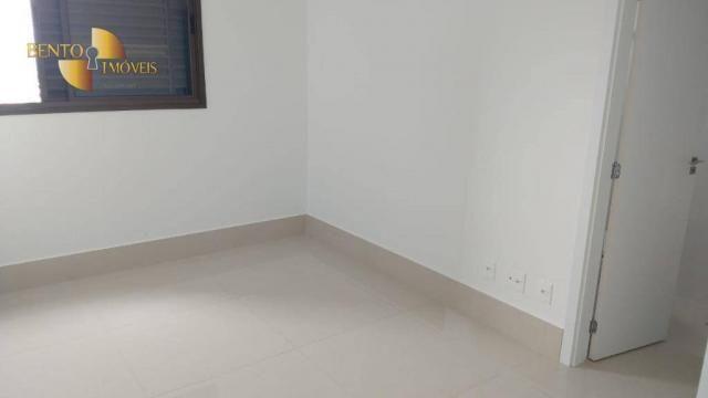 ED ROYAL PRESIDENT - Apartamento com 4 dormitórios à venda, 237 m² por R$ - Bosque - Cuiab - Foto 5