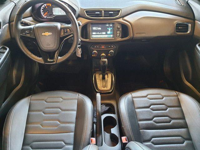 GM Chevrolet Prisma LTZ automático 18/19 24.000 km, carro top. - Foto 7