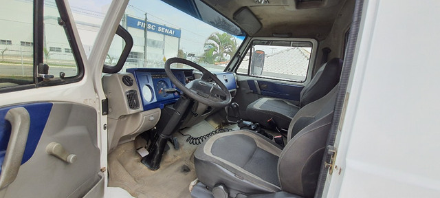 VW 9.150 work e plataforma 8,5mts - Foto 6