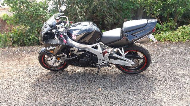 Vendo ou troco Honda cbr 900r